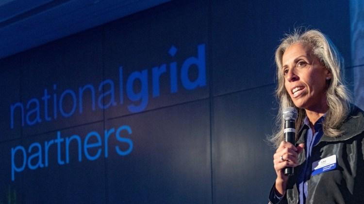 Lisa Lambert of National Grid Partners.