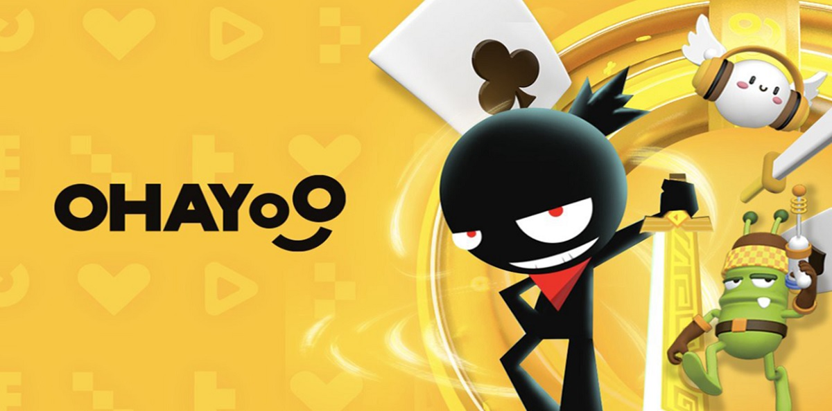 Ohayoo is a mobile game publisher that is part of ByteDance.