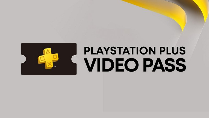 Key art for PlayStation Plus Video Pass.