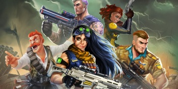 Zynga's Small Giant Games launches mobile match-3 action-RPG Puzzle Combat
