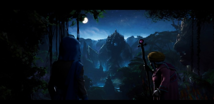 Spire Animation Studios is working on Century Goddess.