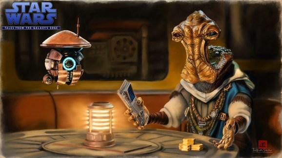Star Wars: Tales From the Galaxy's Edge Part II