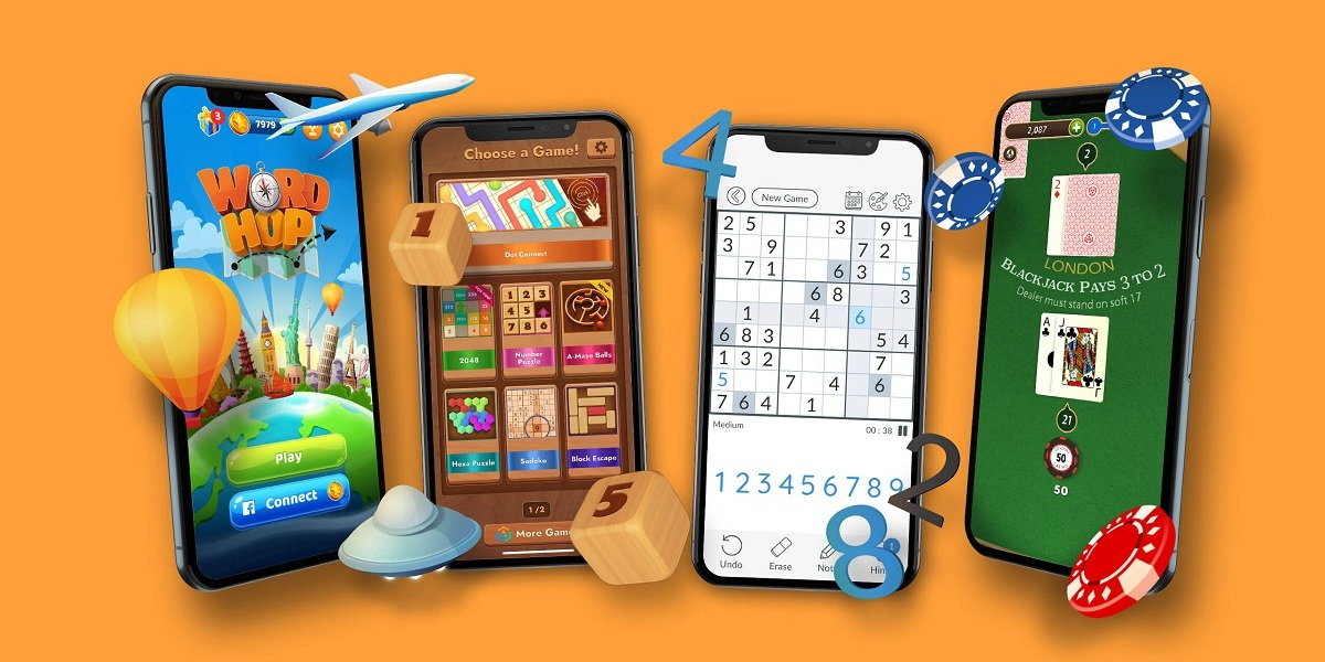 Tripledot Studios makes a variety of mobile games.