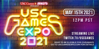 USC Games Expo will highlight 70 student games on May 15