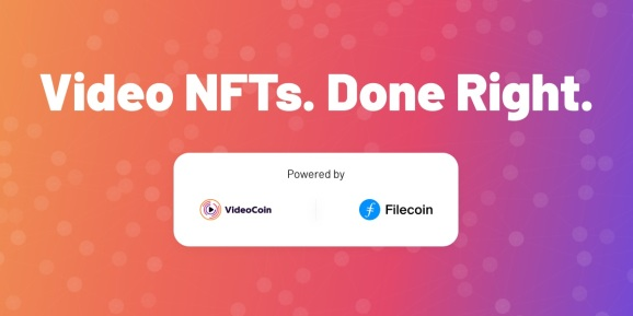 VideoCoin and Filecoin are enabling video NFTs.