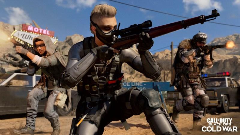 Wraith è un nuovo operatore della terza stagione di Call of Duty.