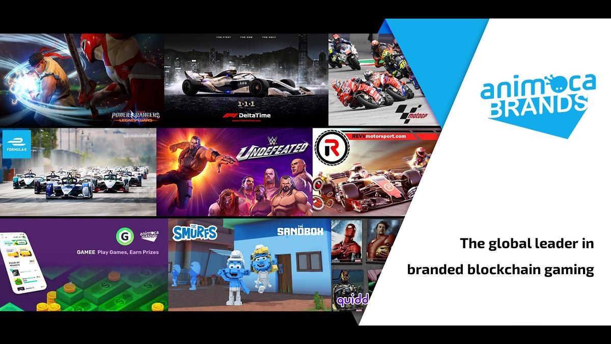 Animoca Brands raises $88 million at $1 billion valuation to capitalize on game NFTs