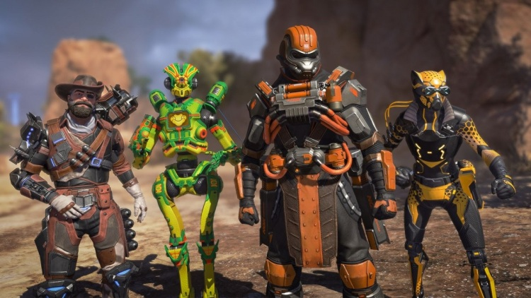 You can buy bundles to add to the Apex Legends esports prize pool.