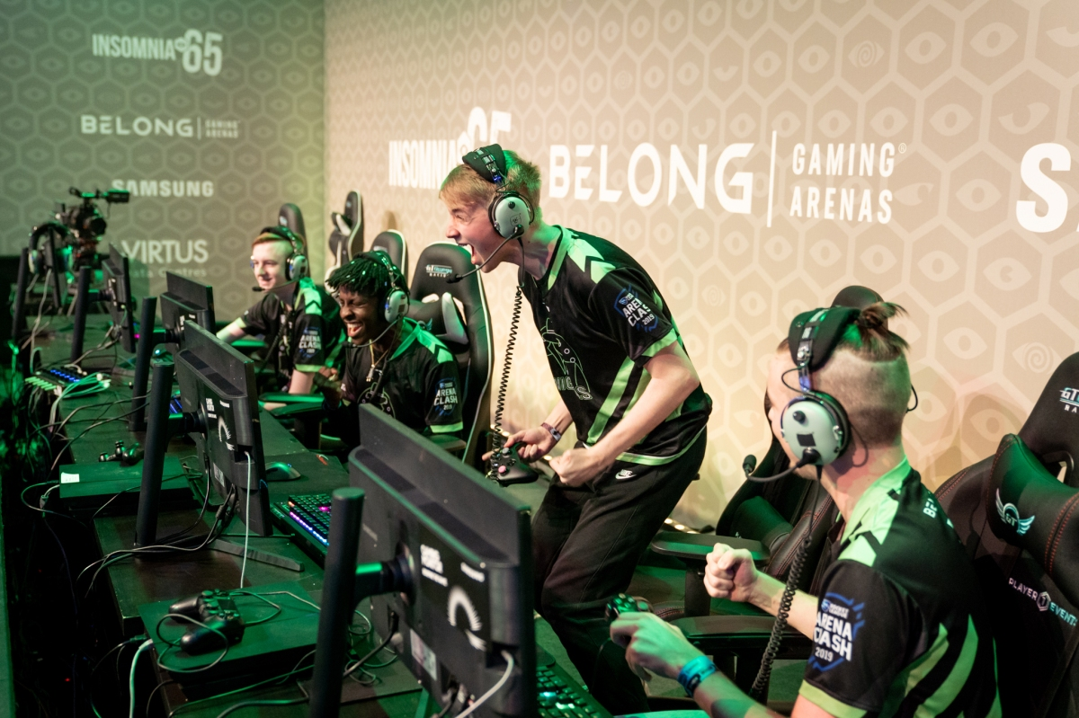 <p>Esports Pushes user engagement -- and revenue -- for free-to-play games thumbnail