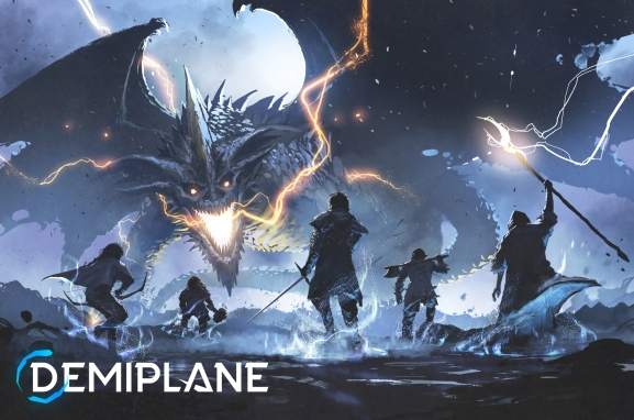Demiplane is a new way to play tabletop RPGs online, with a wider toolkset
