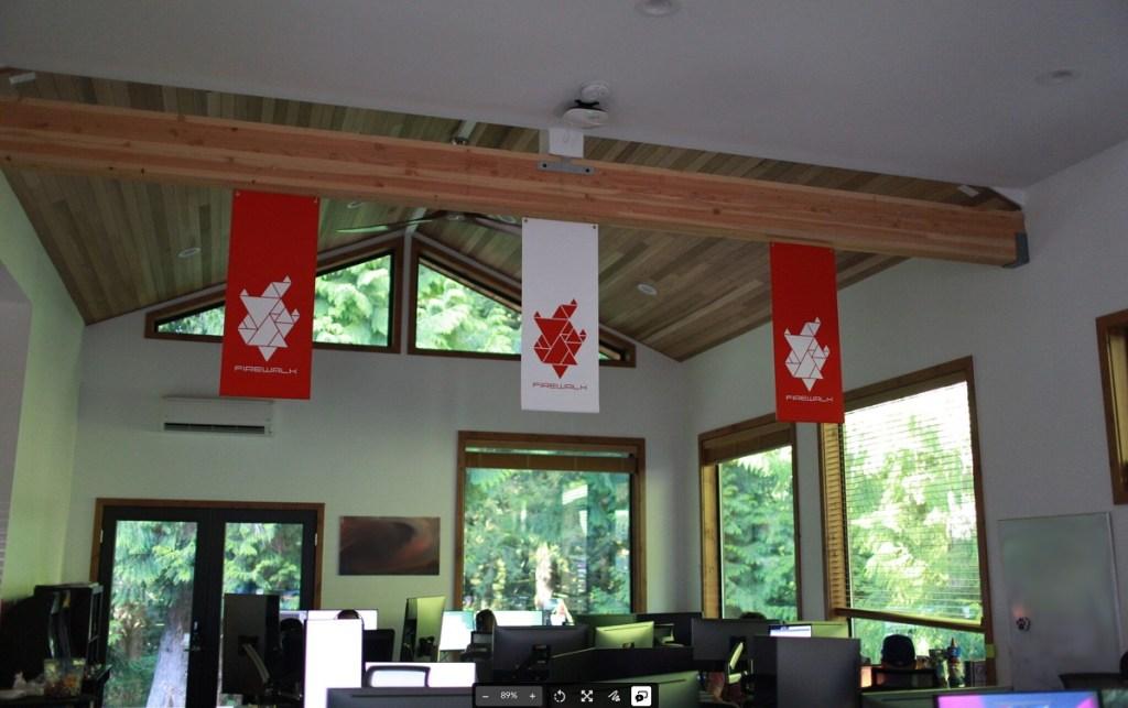 The new Firewalk Studios office.