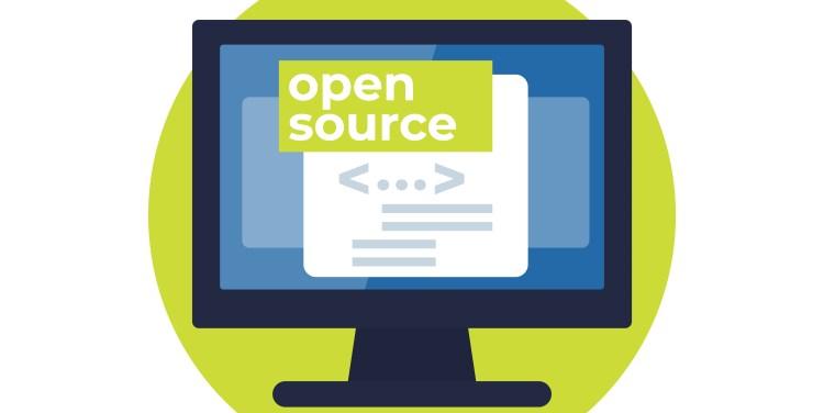 Open source code vector