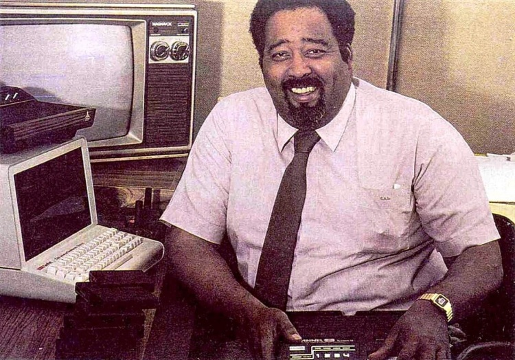 Gerald Lawson was a video game pioneer.
