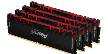 Kingston Technology launches Kingston Fury memory products targeted at gamers