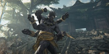 Naraka: Bladepoint's sword-fighting battle royale makes every encounter feel exciting
