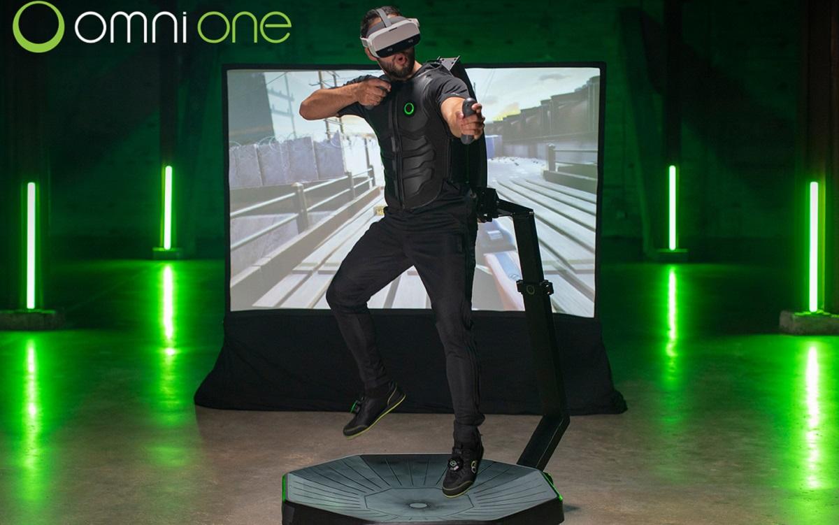 Virtuix raises $19 million for Omni One VR treadmill