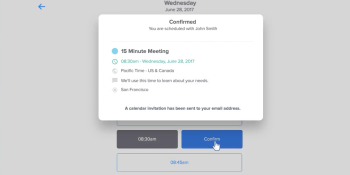 Calendly's automated meeting scheduler gets new enterprise features