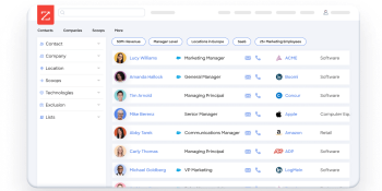 Snowflake and ZoomInfo help cloud users integrate business contact data