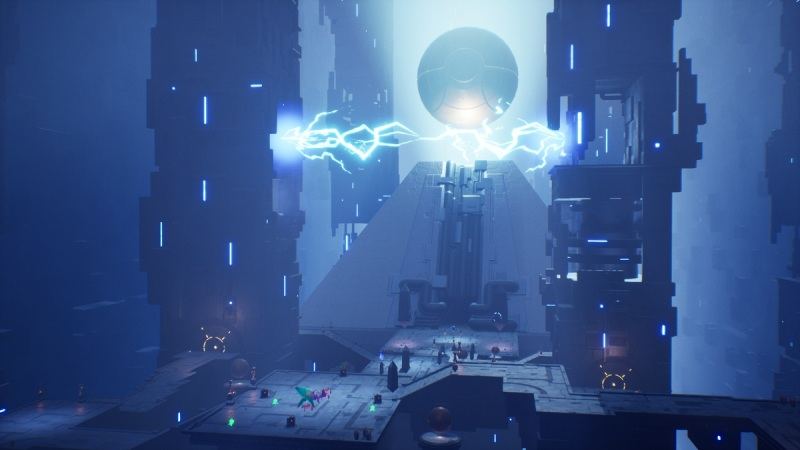 Big Time Studios is making a sci-fi time travel game.