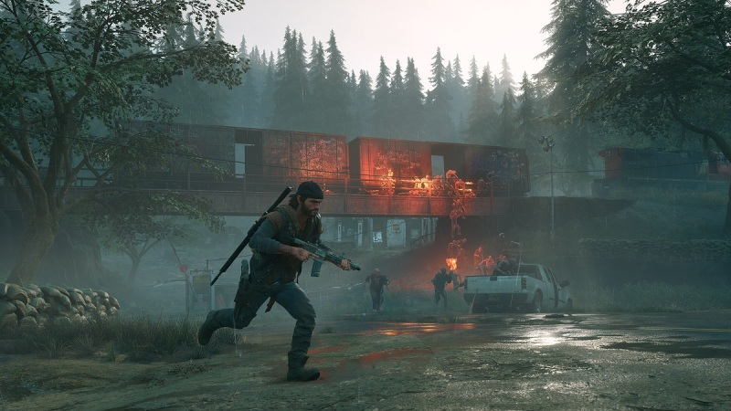 [freakers days gone]Days Gone developer gets a second chance with PC launch