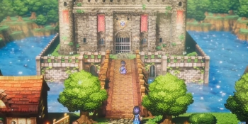 Dragon Quest III is getting a gorgeous remake