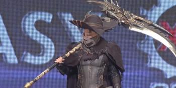 Final Fantasy XIV: Endwalker adds the Reaper job