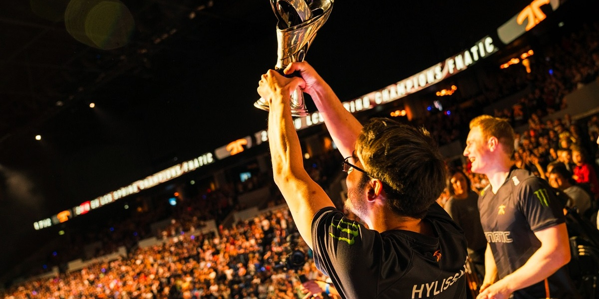 Fnatic is an esports gaming brand and series of teams.
