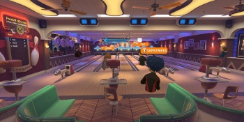 ForeVR Bowl debuts on Oculus Quest with zany take on bowling