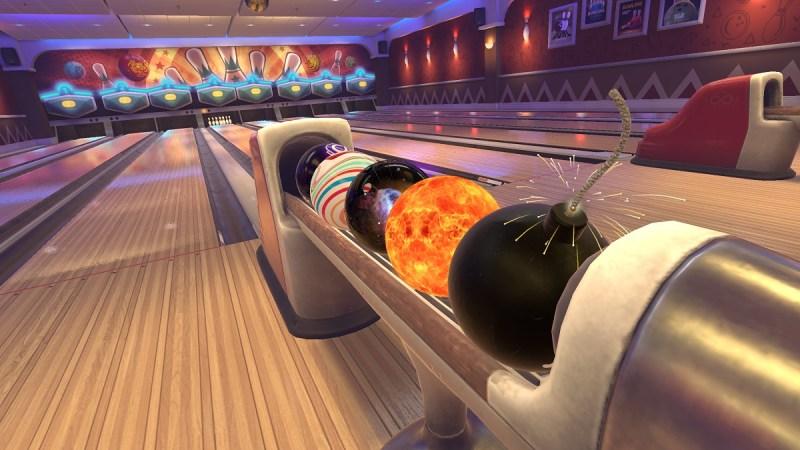 forevr IMAGEForeVR Bowling Bomb