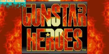 The RetroBeat: Gunstar Heroes is a Genesis game everyone better play