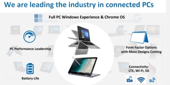 Intel adds 2 11th Gen Intel Core processors and 5G modems for laptops