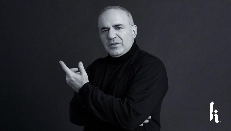 Garry Kasparov is launching Kasparovchess.com.