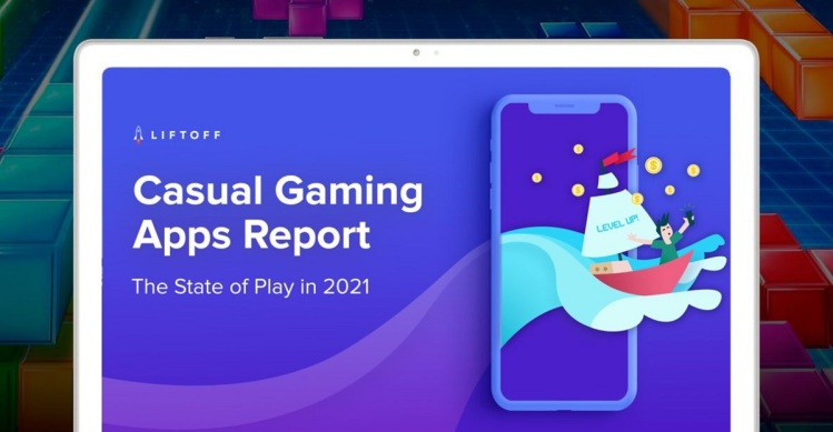Liftoff's casual gaming report says that game marketers are moving to Android.