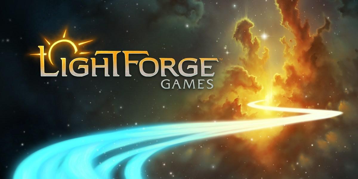 Lightforge is a game studio in Raleigh, North Carolina.