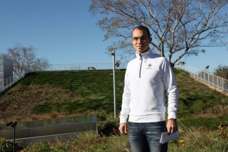 Soniox founder and CEO Klemen Simonic.