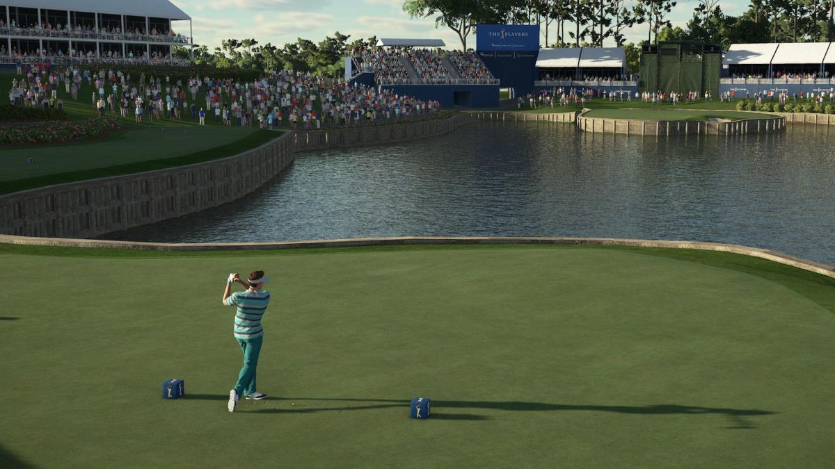 <p>2K ships 2 million copies of PGA Tour 2K21 as video game golf heats up thumbnail