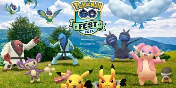 Niantic's Pokémon Go Fest 2021 is July 17-18, has a music festival theme