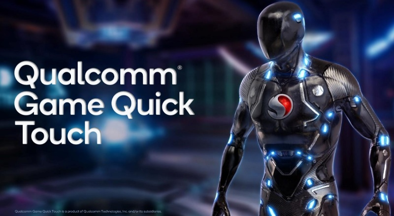 Qualcomm's Game Quick Touch