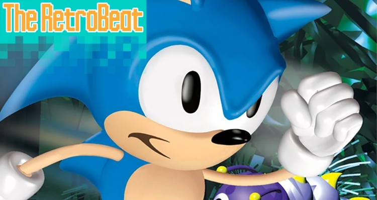Sonic 3D Blast.