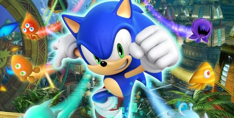 Sonic Colors.