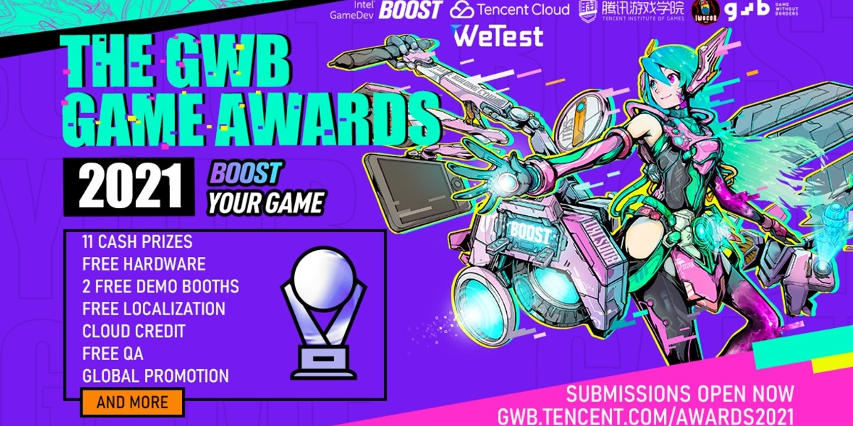 Tencent's Games Without Borders Awards.