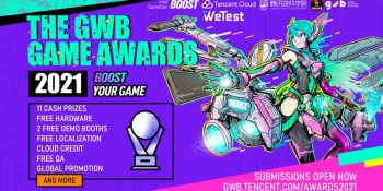 Tencent seeks the best indies for Games Without Borders Awards