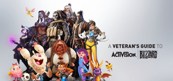 Activision Blizzard posted its guide for veterans to get jobs.