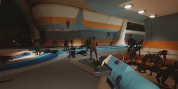 The Anacrusis is a new Left 4 Dead-style shooter