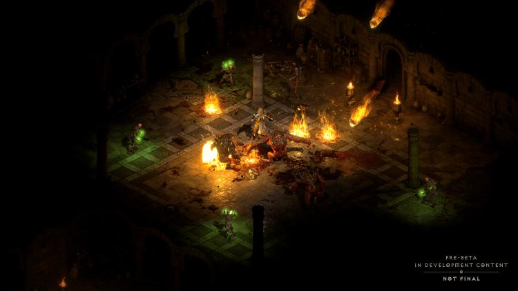 Diablo II: Resurrected.
