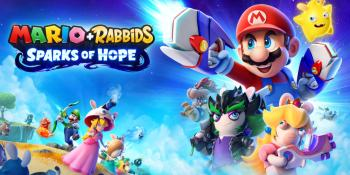 Mario + Rabbids: Sparks of Hope lights up Switch in 2022
