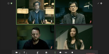 Nvidia's Vid2Vid Cameo brings 'talking heads' to videoconferences