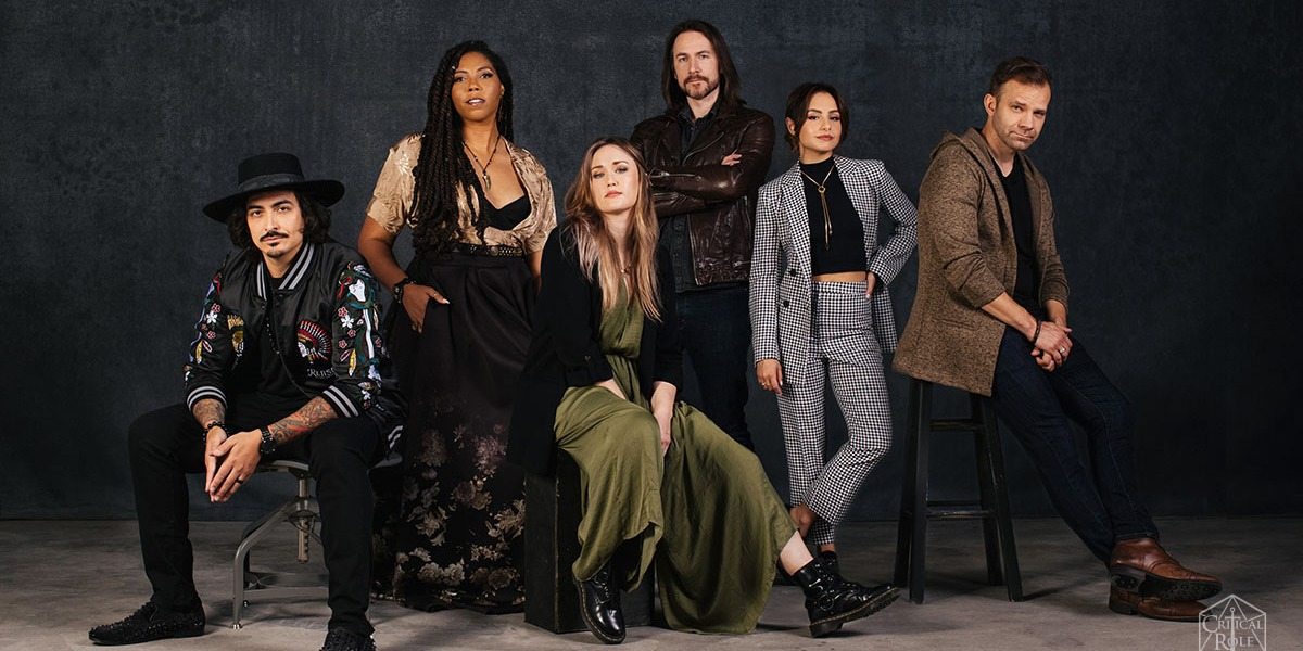 The cast of Exandria Unlimited, Critical Role's next series.