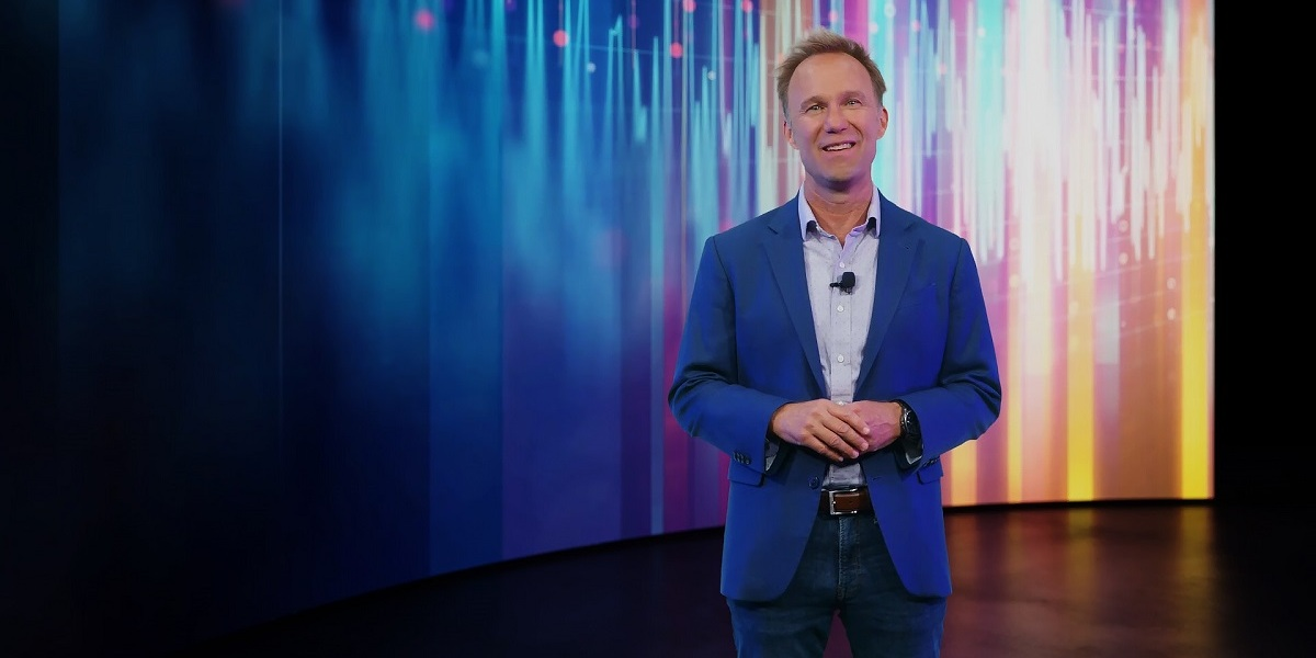 Intel vice president Dan Rodriguez talks about networking at MWC 2021.