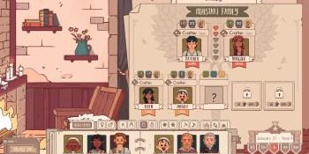 Lakeburg Legacies is a medieval sim that's like Crusader Kings meets The Sims
